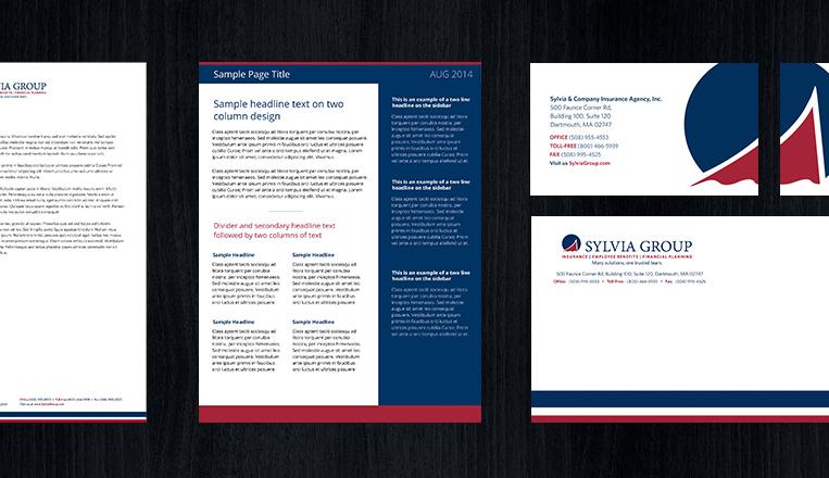 Sylvia Group Branding