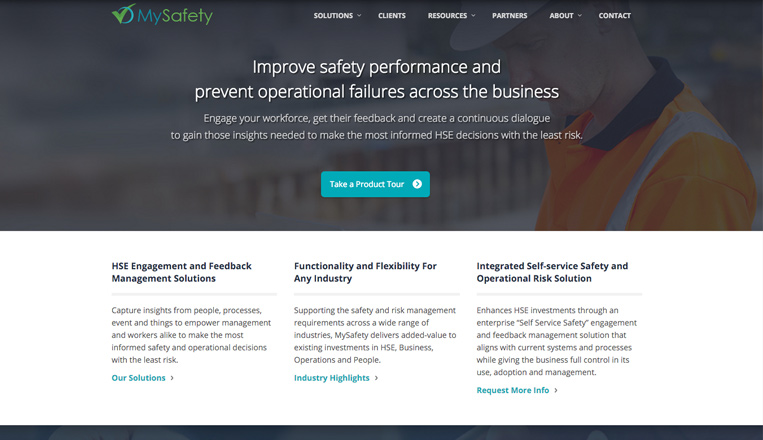 MySafety Website