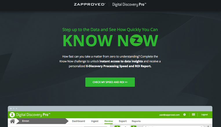Know Now Zapproved Website